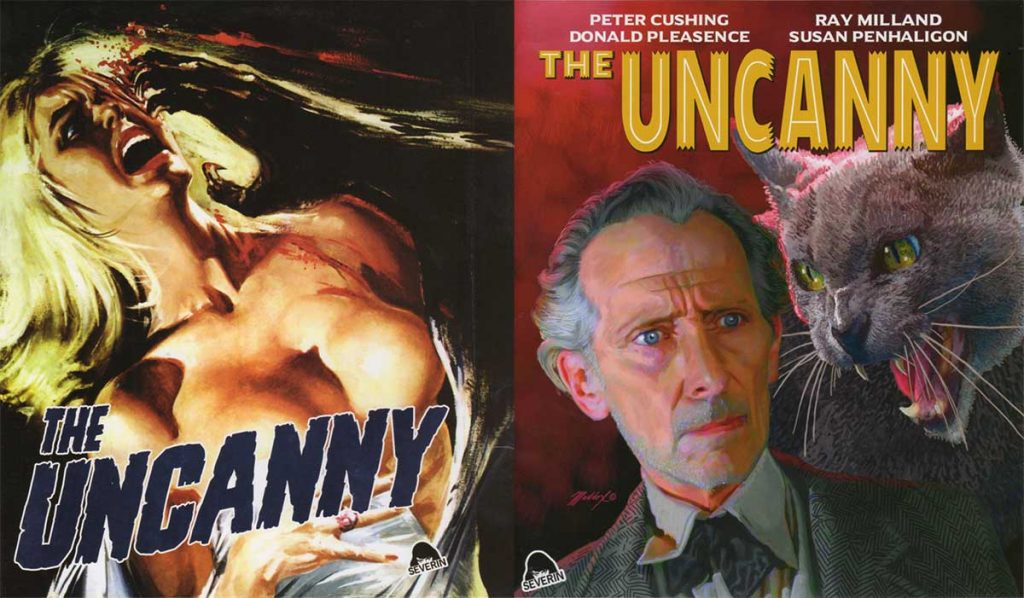 Uncanny Covers
