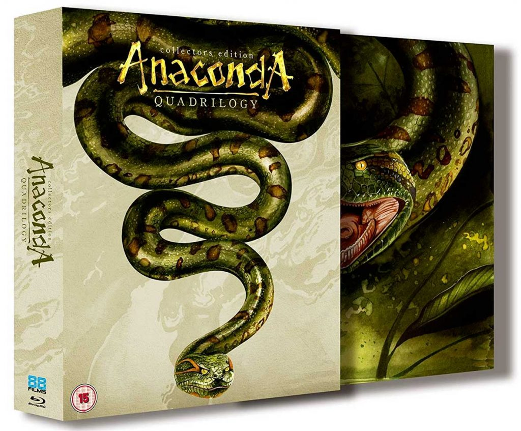 Anaconda Box Set