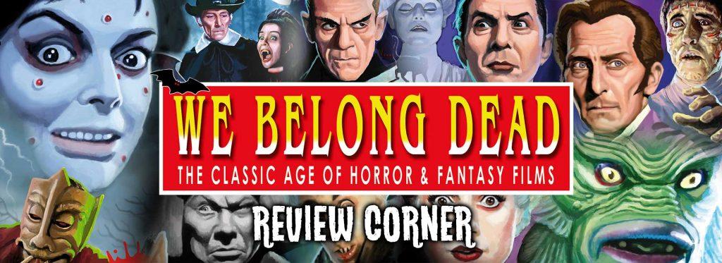 Review Corner heading