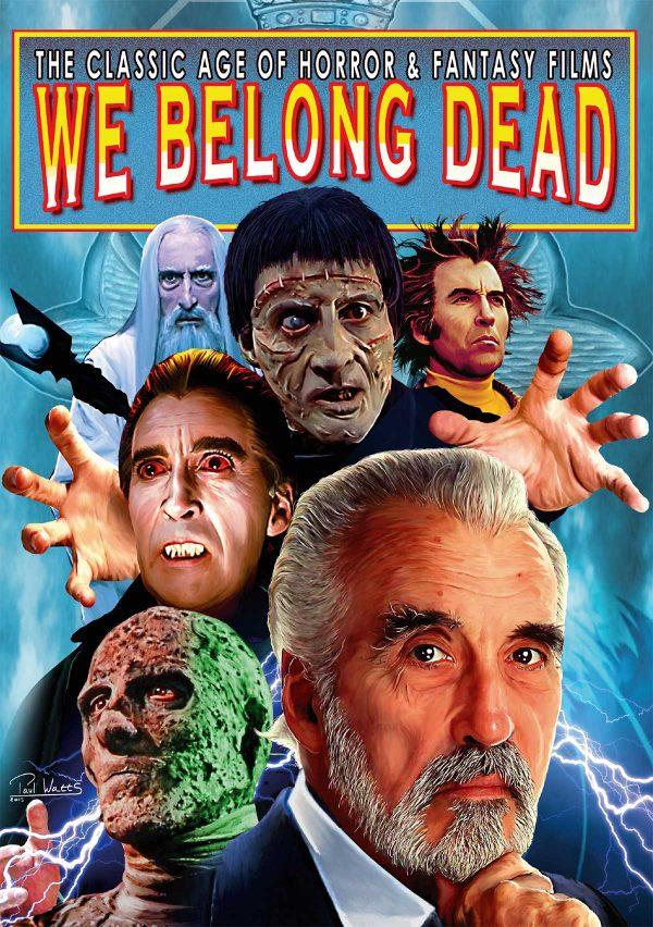 We Belong Dead Issue 17