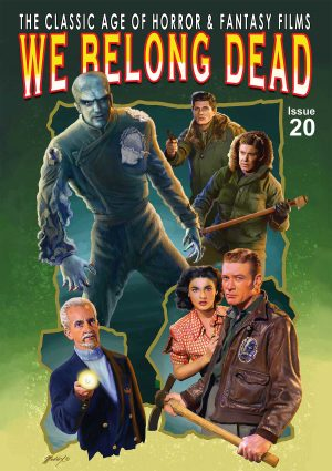 We Belong Dead Issue 20