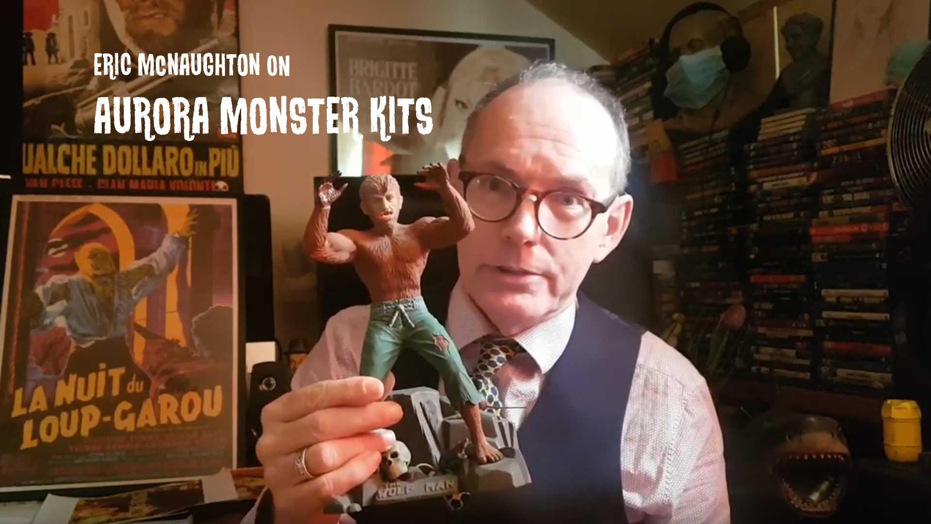 You Tube Aurora Monster Kits