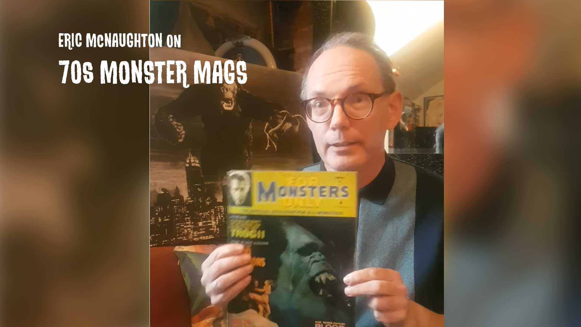YoiuTube 70s Monster Mages