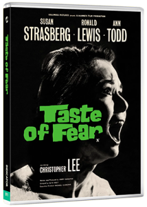 taste of Fear Packshot