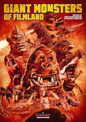 Giant Monsters of Filmland Cover