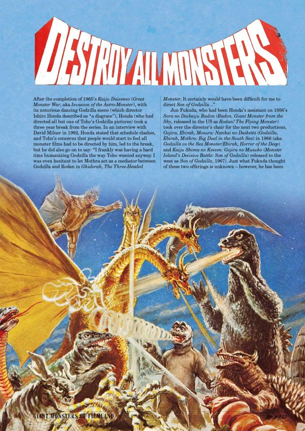 Giant Monsters